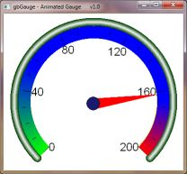 gbGauge - Animated Gauge (Discussion) - PowerBASIC Peer Support